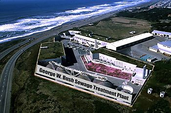 George-w-bush-sewage-treatment-plant-20080514-110708