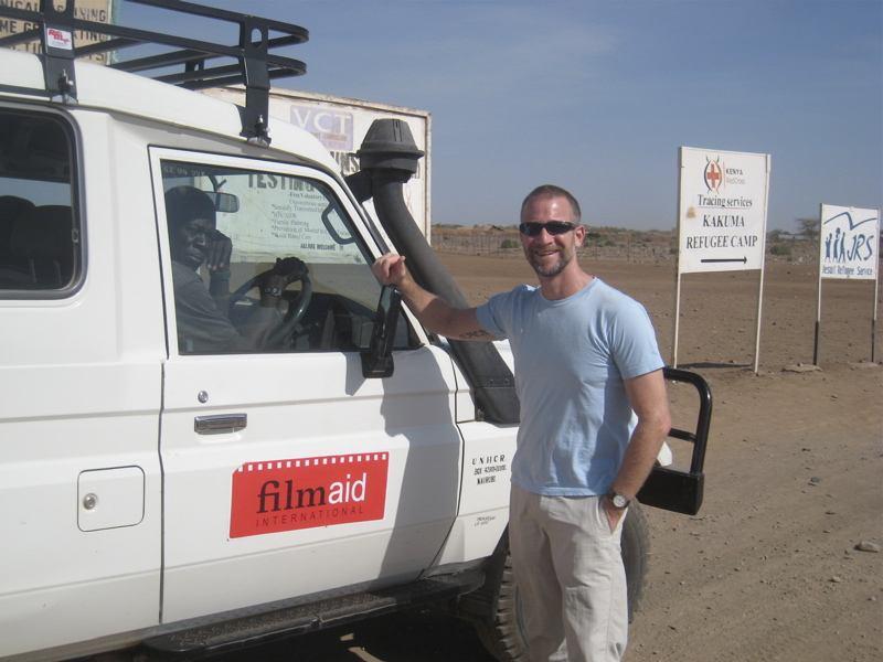 Kakuma entrance
