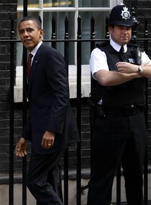 Obama UK