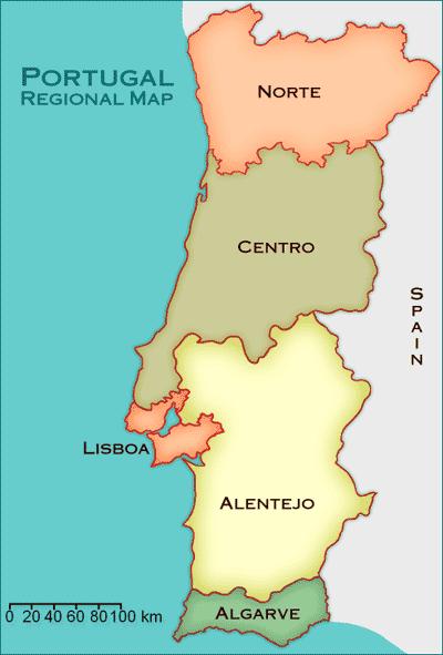 Portugal-regional-map-final